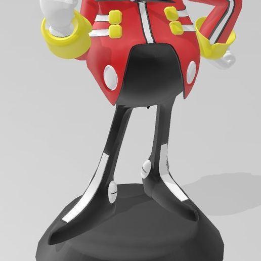 sonic dr eggman art sonic
