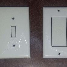 hijo básico pared caja herramienta ligero cambiar interruptor hijo hijo básico cambiar interruptor Wifi electrónica