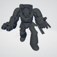 space marine terminators wip warhammer_40k space_marine space_marines terminators