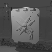 espacio templarios apc puertas juego warhammer 40k space marine negro de los templarios el espacio de los templarios rhino rhino de la puerta