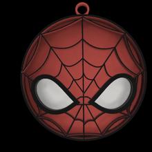 spider man porte clés enfants décoration amusement merveille homme araignée clé bague super héros