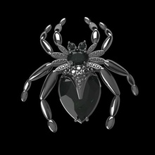 spider jewellery impressions design art