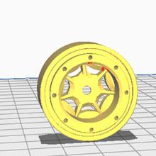 aranha rede roda face plástico axialscx24 scx24 tinytinytrucks bruto 24thscale 24th scx24mbs mbs cadeado cadeado argolas