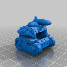 squig tank warhammer 40k miniature orc tabletop wargaming warhammer 40k wh40k toy
