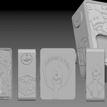squonk mech mod meeseeks box various squonk 3d 3d mod mod design vapes mod squonk mod mod squonk bf mod box mod vape mod vape meeseeks mrmeeseeks rick morty