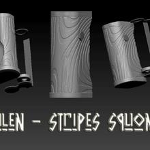 squonk mech mod ulen - stripes various squonk 3d 3d mod mod design vapes mod squonk mod mod squonk bf mod box mod vape mod vape