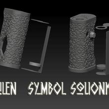 squonk mech mod ulen - symbol various squonk 3d 3d mod mod design vapes mod squonk mod mod squonk bf mod box mod vape mod vape