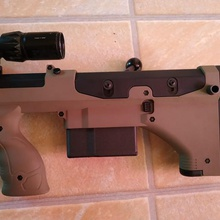 srs lightweight magazine shell airsoft airsoft accesories magazine silverback srs srs a1 srs a2