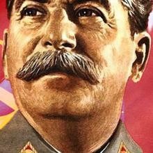 stalin art slava