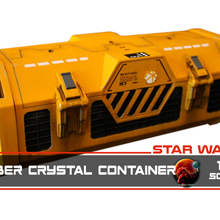 star wars rogue kyber crystal container 1 12 battlefront boardgame container crystal game kyber kyber crystal crate kyber crystal rogue one scale model star wars battlefront starwars star wars star wars rogue one wargame models