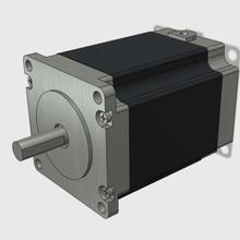 stepper motor jk57hs76-2804-14 mock up model tool 123d 123ddesign 123d design autodesk 123d autodesk fusion autodesk fusion 360 ffusion360 mock-up mockup mockups nema nema23 nema 23