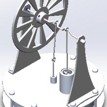 motor stirling diferencia de temperatura del motor gadget art escultura juego hobby disfrutar historia creativo de regalo jeu passe-temps profiter histoire cr atif cadeau de diversiones la diversión motor la mecánica idealmente