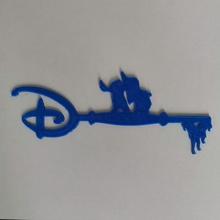 stitch key - clef stitch - key stitch - disney home disney key stitch