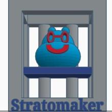 stratomaker gumpy 3d printer various