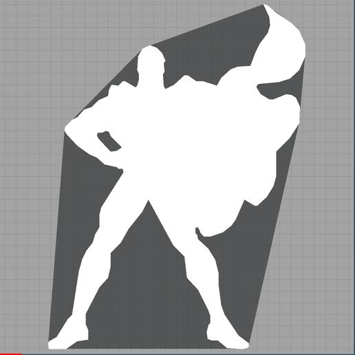 superman - dc comics - 2d