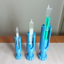 syringe screw feeder tool doser microscopy screw syringe syringe extruder syringe holder syringe pump hand tools