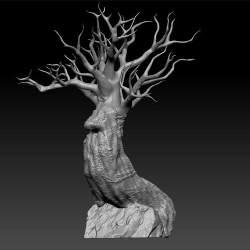 tabletop game - deer tree