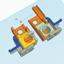 tenlog tl-d3 bmg extruder v2 accessoires tenlog tenlog tenlog d3 pro tenlog tl-d3 pro dual 3d_printer_extruders