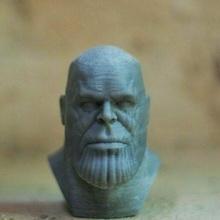 thanos busto maravilla juguete vengadores figura thanos guantelete