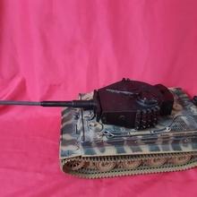 tiger 1 tank turret tiger 1 1 16 late model tiger tank rc torro 1/16 1:16 1:35 turret tiger 1 late
