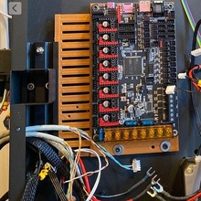tl-d3 btt octopus board mount accessoires tenlog tenlog tenlog d3 pro tenlog tl-d3 pro dual 3d_printer_parts
