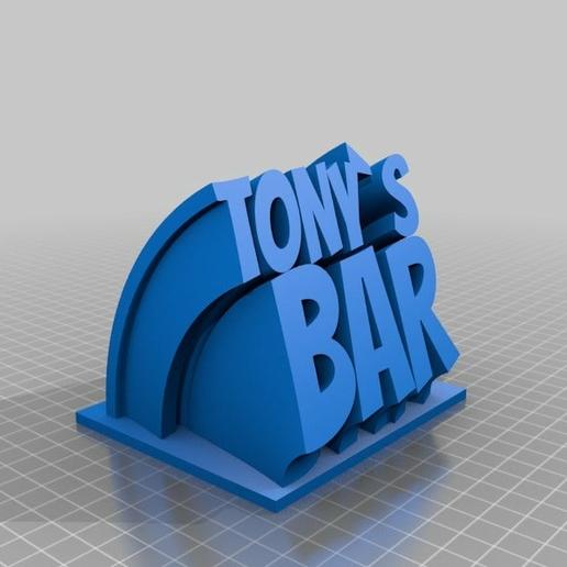 tony5 customized office