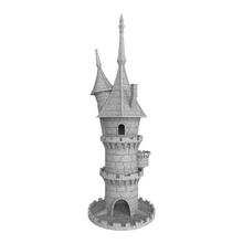 torre castillo diseño crealidad nube castillo juego torre