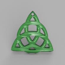 triquetra jewelry earring earrings pendant pendants triquetra triangle celtic celtic triangle celtic triquetra celtic earring celtic pendant celtic knot work celtic knot meditation earring idealab meditation