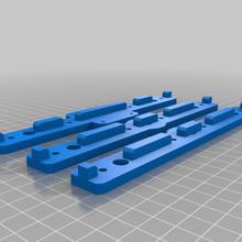 Tronxy x5s Achse Anschlüsse Tronxy x5s 3d_printer_parts