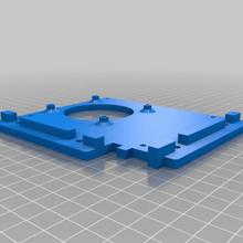 Tronxy x5s Steuerung Tafel Mosfet montieren Tronxy x5s 3d_printer_parts