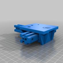 Tronxy x5s Portal Halterung 3d Drucker 3d Drucker Teile 3d Drucken Tronxy Tronxy x5s 3d_printer_parts