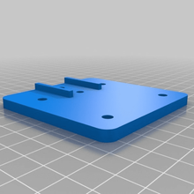 Tronxy x5s Portal Halterung 3d_printer_parts