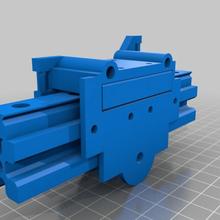 Tronxy x5s Portal Halterung 3d Drucker 3d Drucker Teile Tronxy Tronxy x5s 3d_printer_parts