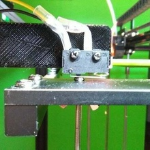 Tronxy x5s taşınmaz limit binmek Tronxy x5s 3d_printer_parts