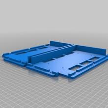 Tronxy x5s Leistung liefern montieren 3d Drucker 3d Drucker Teile Tronxy Tronxy x5s 3d_printer_parts