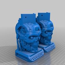 Tronxy x5s Terminator Genisys Beine 800 t800 Terminator Terminator Tronxy Tronxy x5s 3d_printer_parts