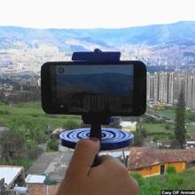 stabilisateur vidéo gadget de la caméra de la photographie chambre photographie appareil photo smartphone support gyroscope de soutien stabilisateur téléphone