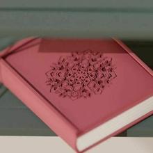 Jahrgang Muster Box Box islamisch Muster Jahrgang traditionell Büro Zuhause Haus Schmuck Buch hölzern Schule Fall Mantel Osten Ornament geometrisch