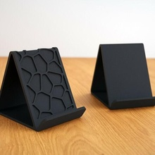 voronoi & regular phone holder support phone smartphone smartphone holder smartphone stand