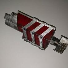 warframe respiracion profunda cargador variantes warframe kitgun cargador respiracion profunda bashrack ramflare chispa fuego Aplastada cosplay apuntalar