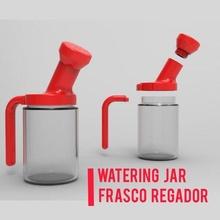 watering jar jardineria garden plans water jar cap watering