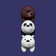 nos desnudos osos varios los osos escandaloso de dibujos animados nos desnudos osos figura