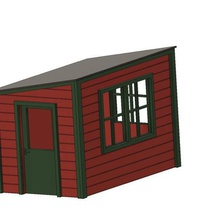 weigh station ho architecture building hoscale railroad moder