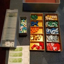 wingspan insert boardgame boardgames boardgame inserts toy_game_accessories