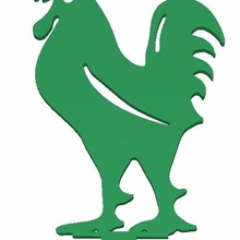 wonderful artificial chicken rooster hen garden outdoor lawn decor planter garden animal animals statue home decoration ground grass tree love rabbit bunny chicken hen rooster dog cat elephant tiger lawn summer outdoor outside flower household other collection kit