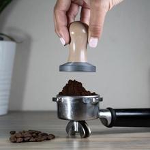 wood pla coffee espresso tamper home breville espresso machine coffee maker hatchbox wood pla espresso tamper tamper espresso coffee kitchen dining