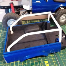 wpl c24 toyota hilux box mounted roll bar game hilux rc car rc crawler roll bar roll cage toyota toyota hilux wpl wpl c24 wpl crawler r c vehicles