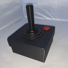 xl joy stick box xl joy stick joystick retro gamers game gaming vintage old school box container holder boxes video games
