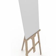 Yazhi dobrando h frame cavalete arquitetura interior tabela cadeira Projeto arte