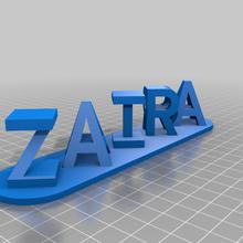 zaira personalizado sign_logos